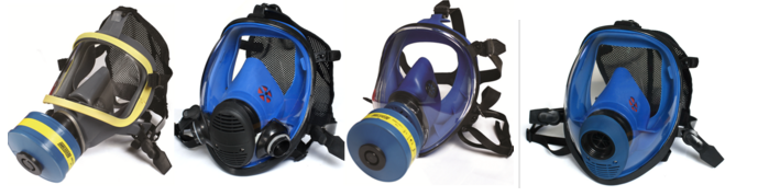 SF6专用防毒面具