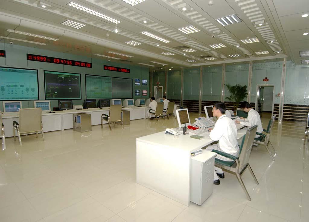 SF6气体监测报警系统监控总平台